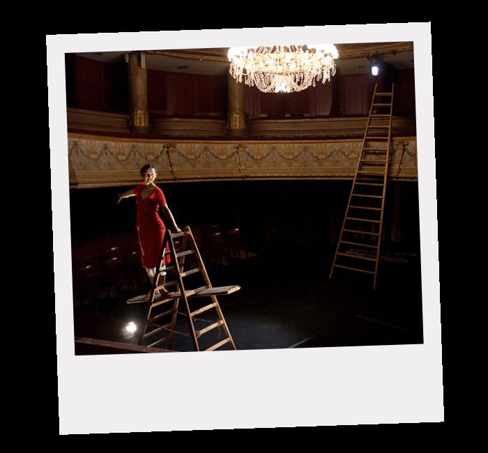 """""""AranMor"""", le premier spectacle conçu et interprété par Vanda Benes"""